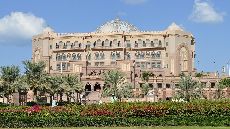 Emirates Palace | © Raventhorne / Pixabay