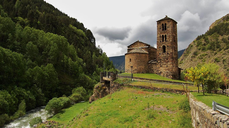 Església de Sant Joan de Caselles, Andorra
