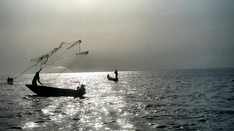 Fishing on the Lagoon |© Osisiye Tarfa