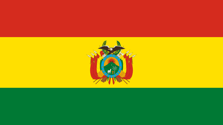 Current Bolivian Flag | © Caleb Moore/Wikipedia