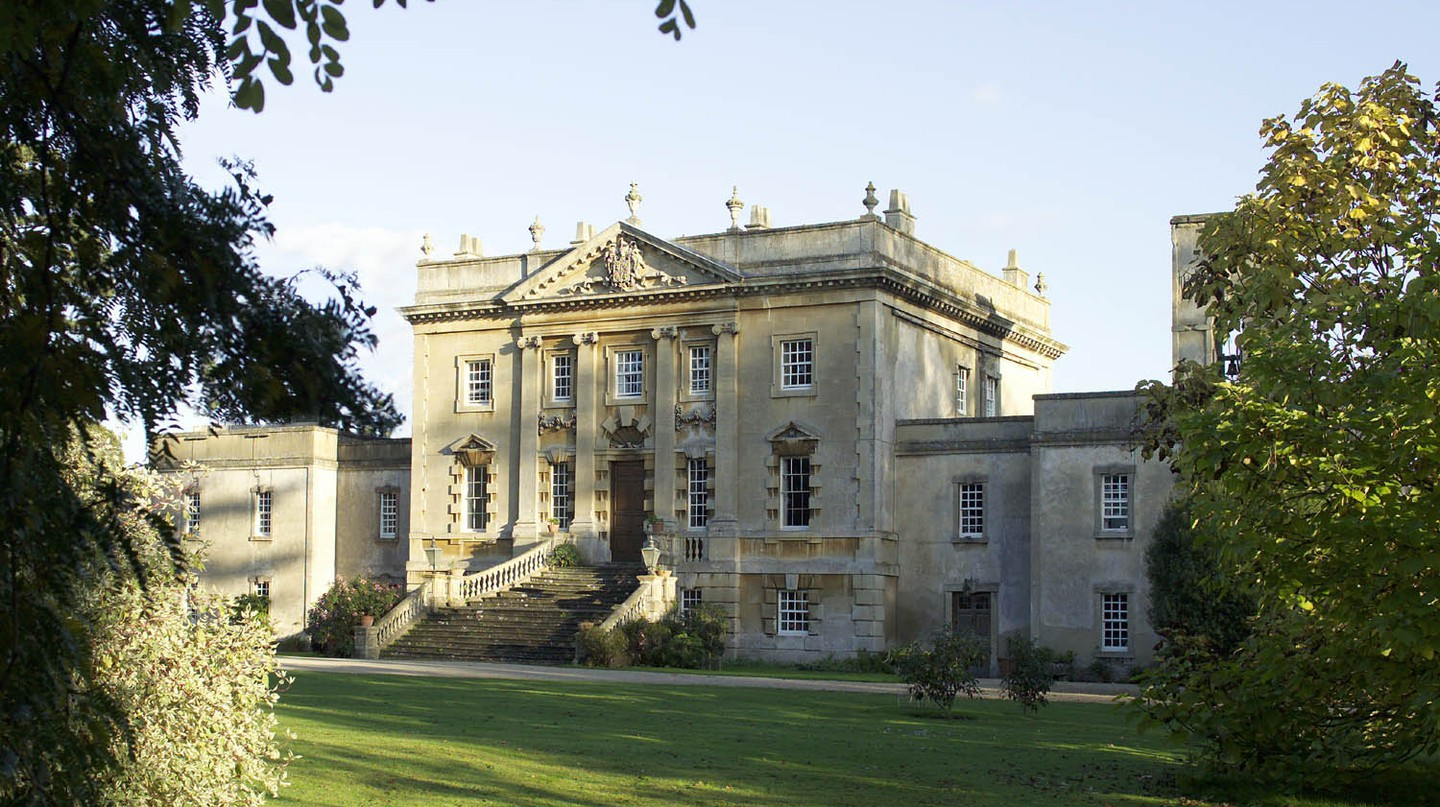 Frampton Court | Courtesy of Frampton Court Estate