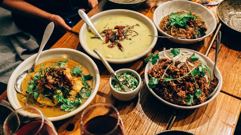 Sri Lankan Dinner Courtesy Free to Feed