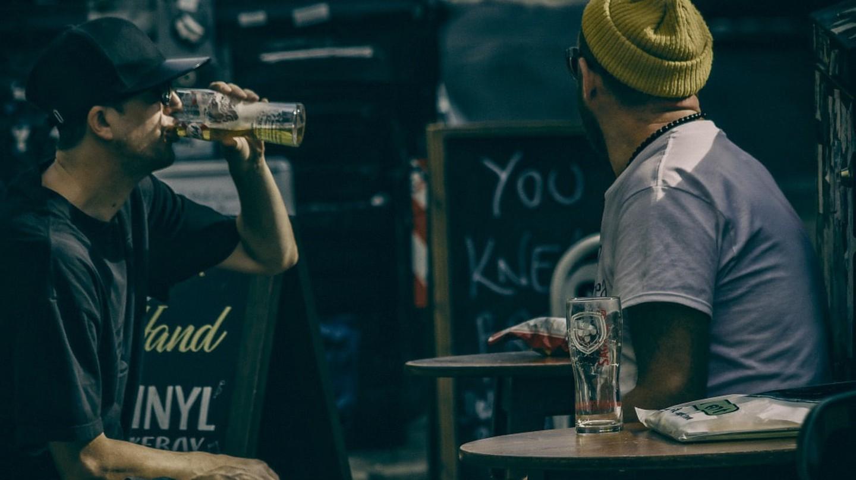 Fresh beer always feels nice/ © James Sutton/Unsplash