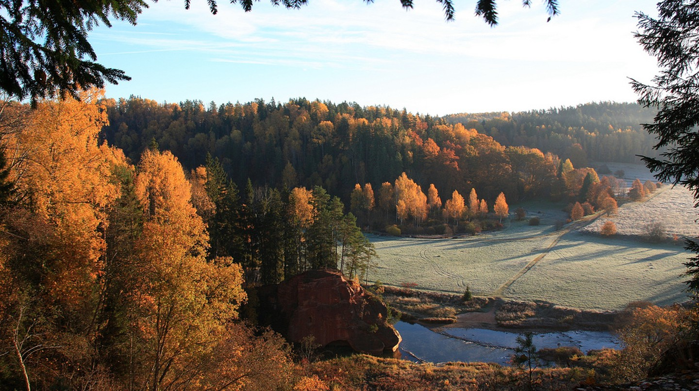Gauja National Park  |©Liga Eglite/Flickr
