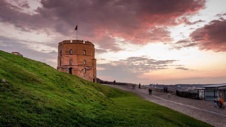Gediminas Castle |©Mantas Volungevicius/Flickr