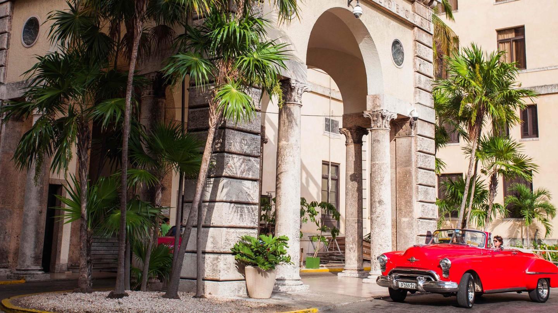 Hotel Nacional de Cuba | Courtesy courtesy of Fisheye Journeys, © Janette Casolary