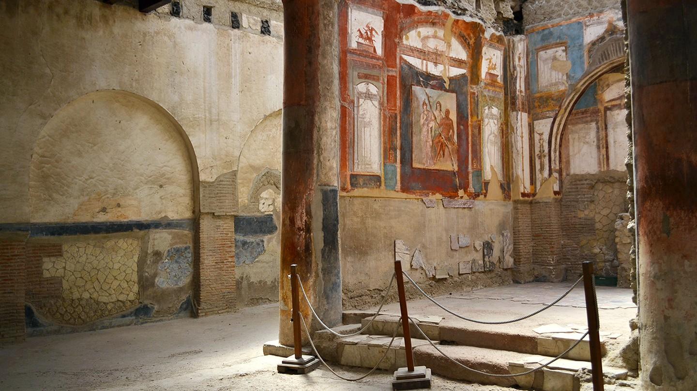 Herculaneum | © Livia Hengel