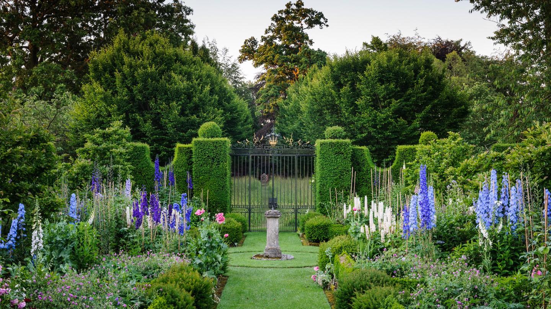 The Sundial Garden | Courtesy of The Royal Gardens at Highgrove