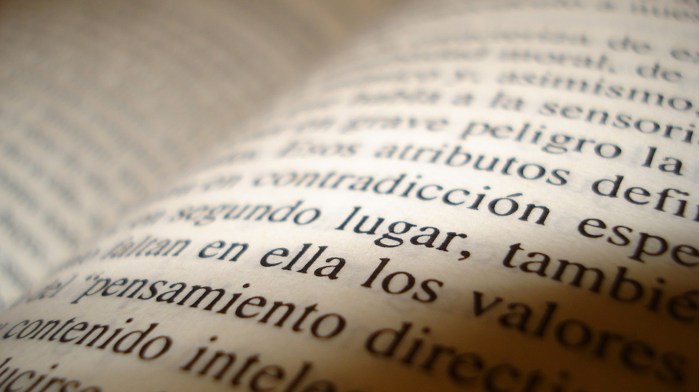Words are everything in the Argentine capital | © Juan Pablo Lauriente/Flickr