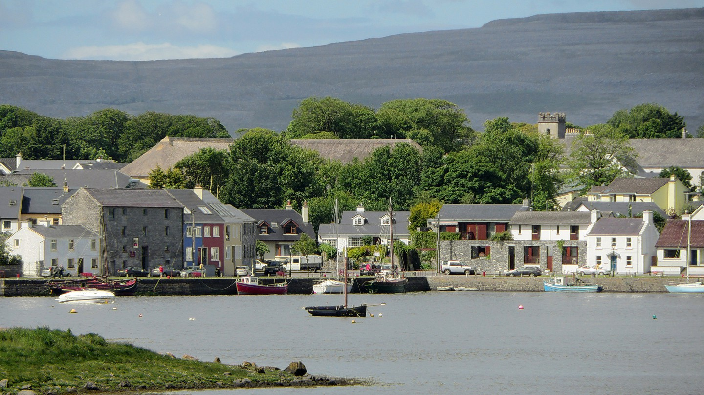 Kinvara Harbour | © Robert Linsdell / Flickr