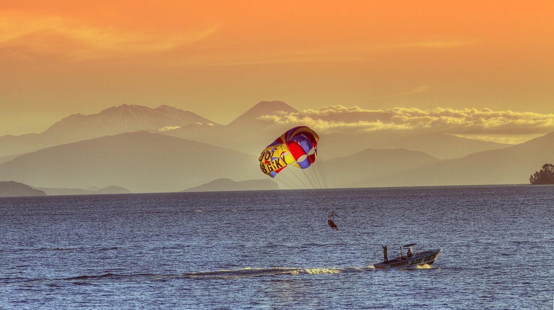 Lake Taupo | © Holgi/Pixabay