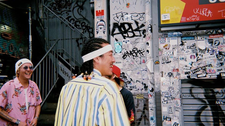 Tokyo street style | Courtesy of Liv Vizard