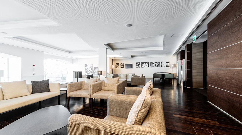 Moov Hotel Porto Centro lounge © photo courtesy of Moov Hotel Porto