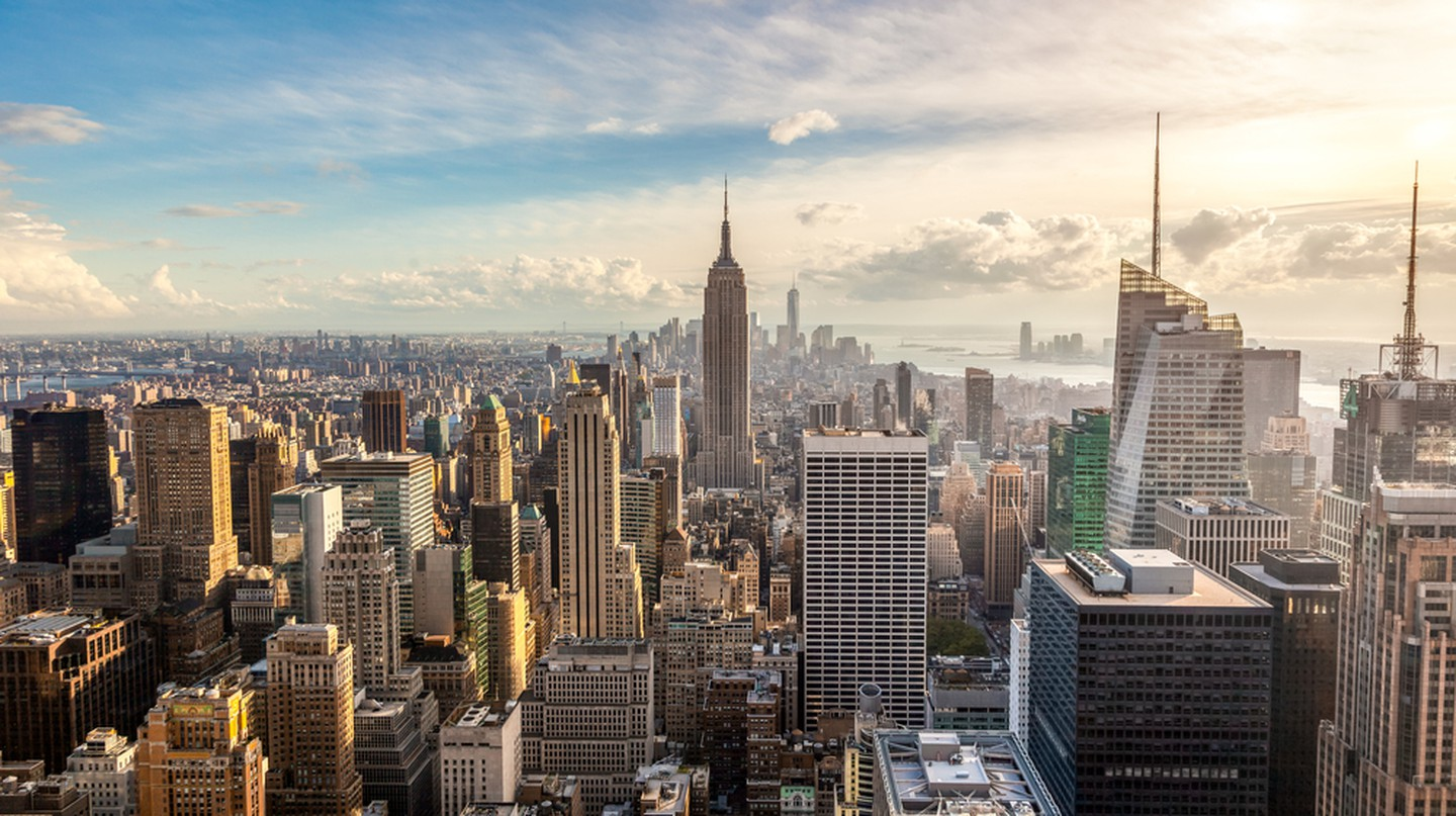 New York City's skyline | © turtix/Shutterstock
