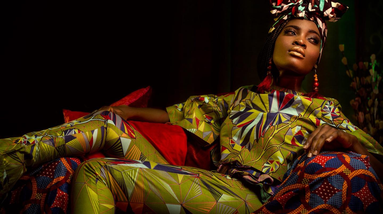 O'milua fashion line | Courtesy of O'milua