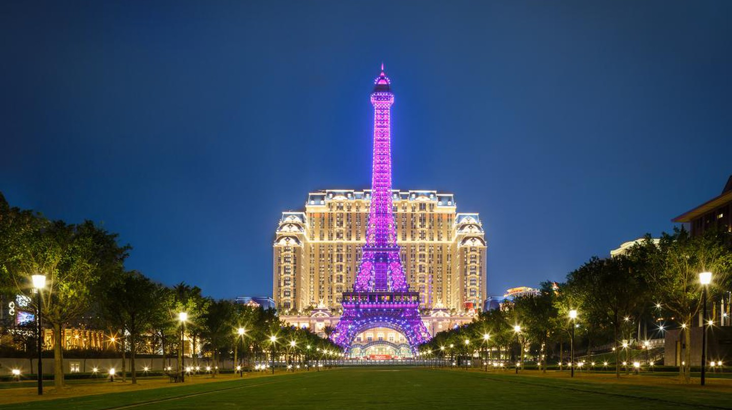 Parisian Macao | Courtesy of Sands China