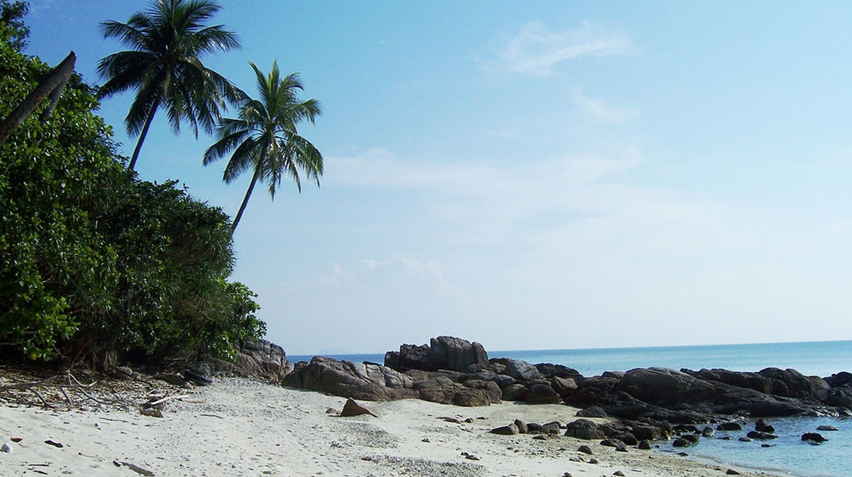 Perhentian Kecil in Perhentian Islands ©  Giorgiomonteforti/WikiCommons