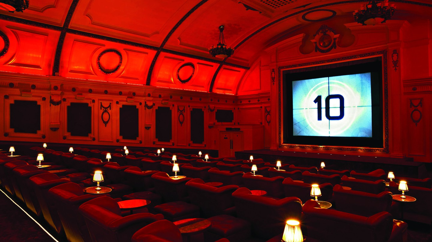 The Electric Cinema   Courtesy of The Electric