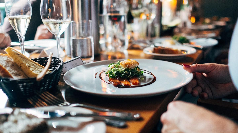 Restaurant food |© Pixabay