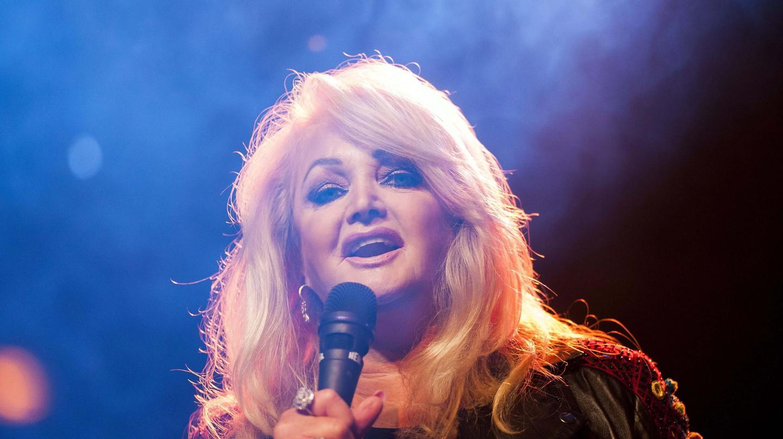 Bonnie Tyler © Zsolt Czegledi/Epa/REX/Shutterstock