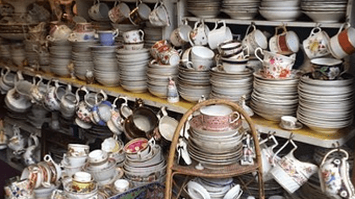 The Best Flea Markets In London