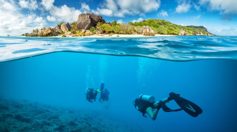 Scuba diving   © jag_cz/Shutterstock