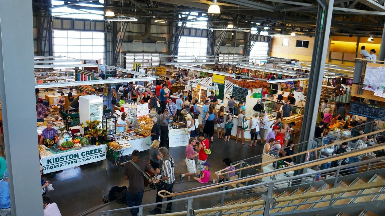 Seaport Farmers' Market