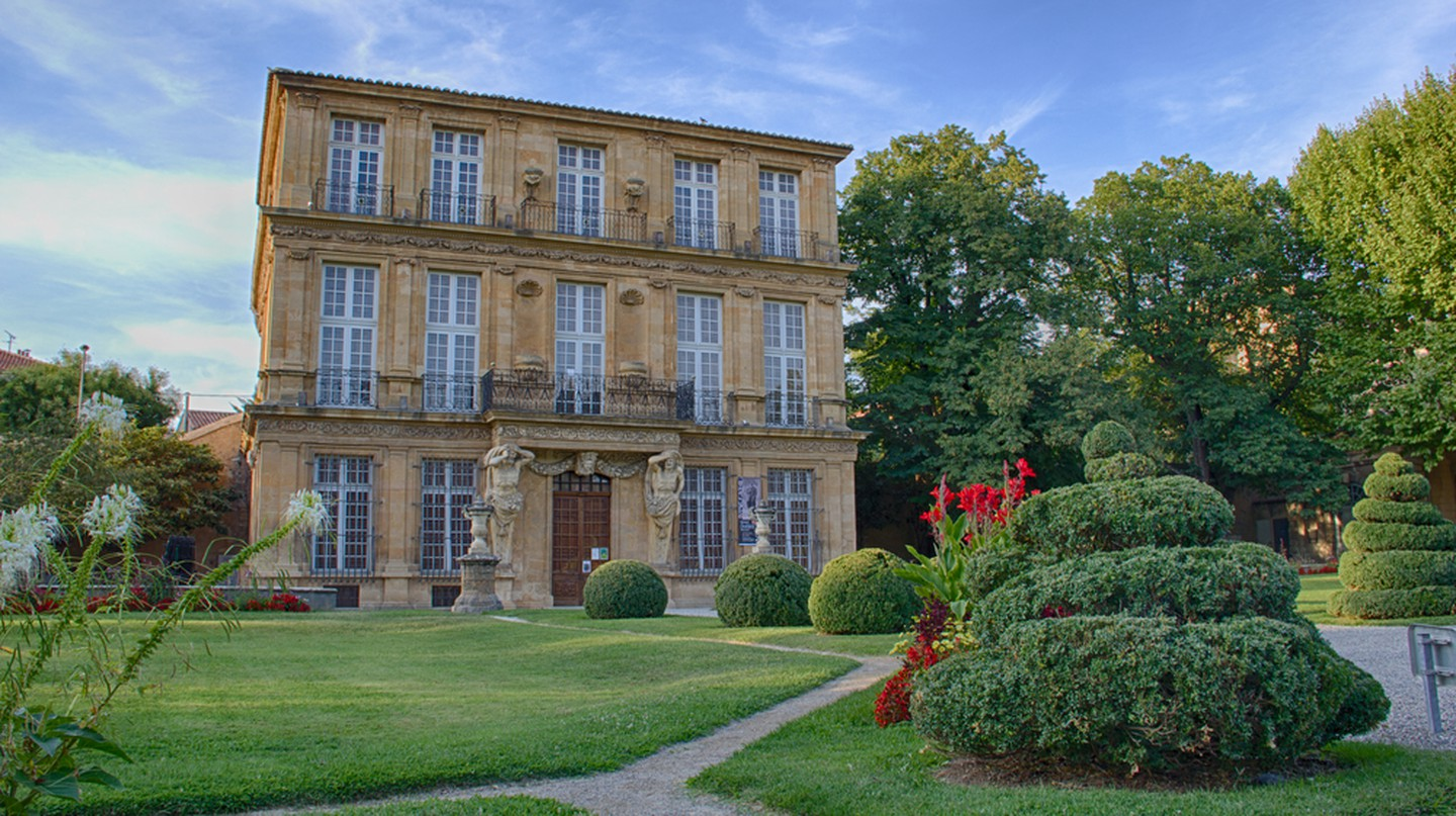 The Pavilion Vendôme in Aix | © Luca Quadrio/Shutterstock