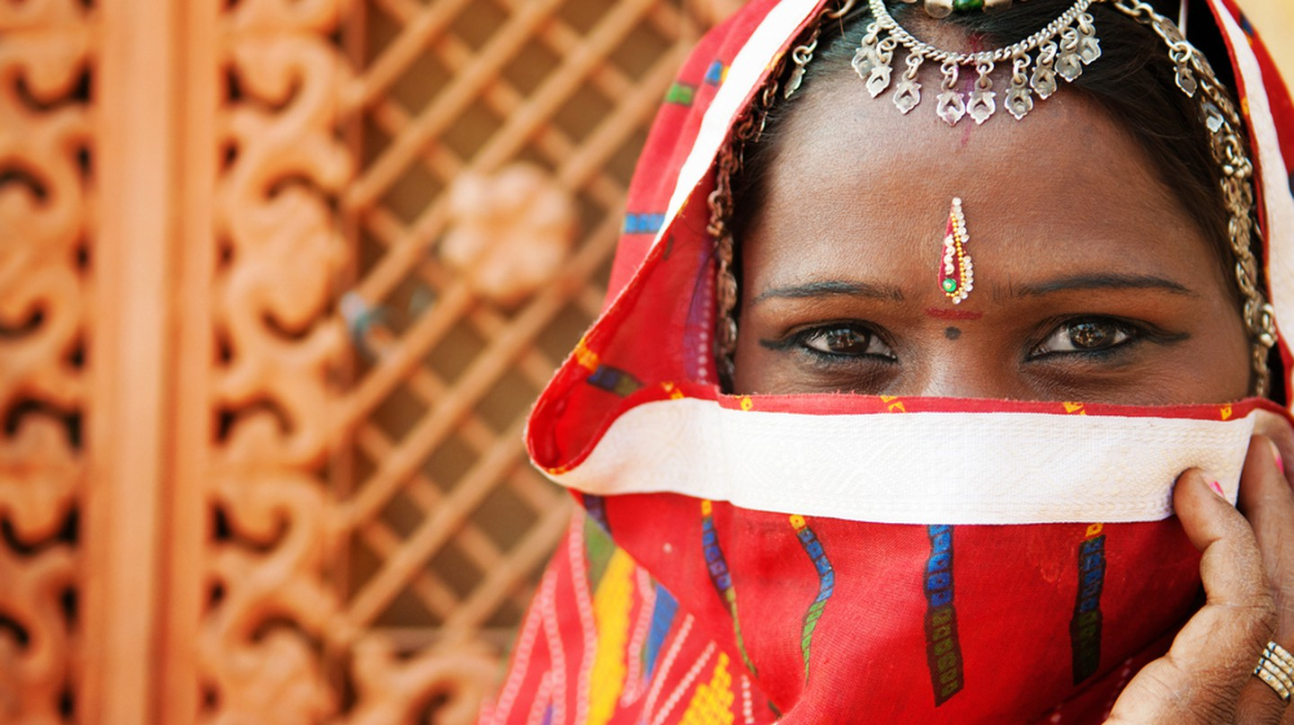 Indian fashion is as diverse as the country is known to be  © szefei / Shutterstock