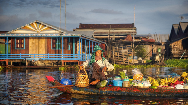 Fruit seller in Cambodia |© Rawpixel.com/ Shutterstock.com