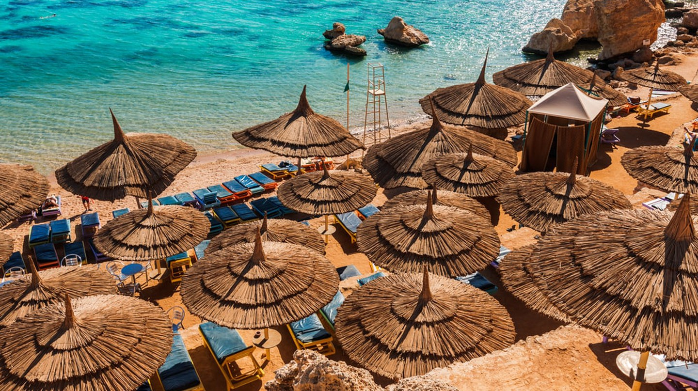 Resort on the Red Sea | © Elena Pavlovich/Shutterstock
