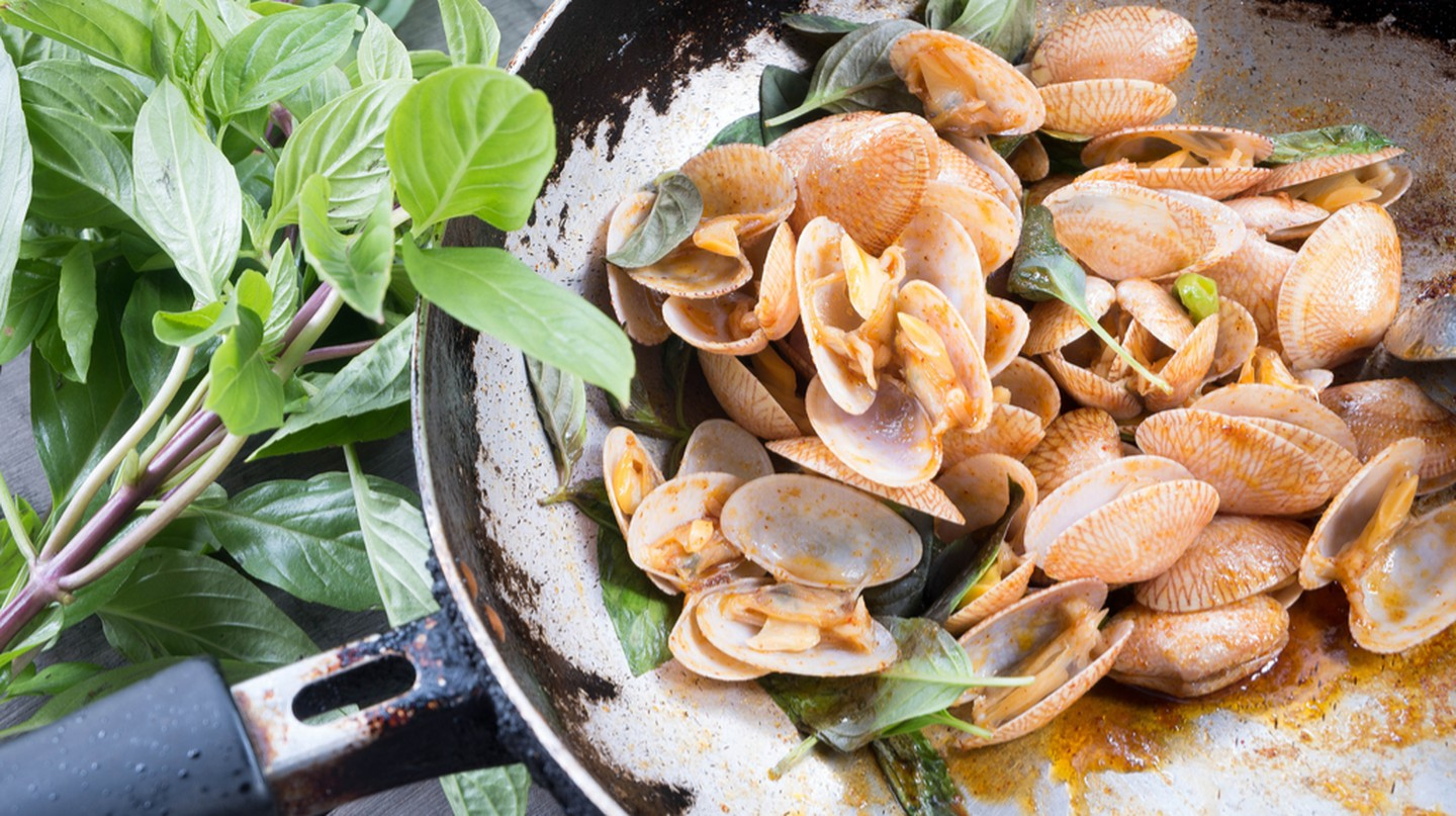 Fried Clams, Thai style | © Nattanan Boontub/Shutterstock