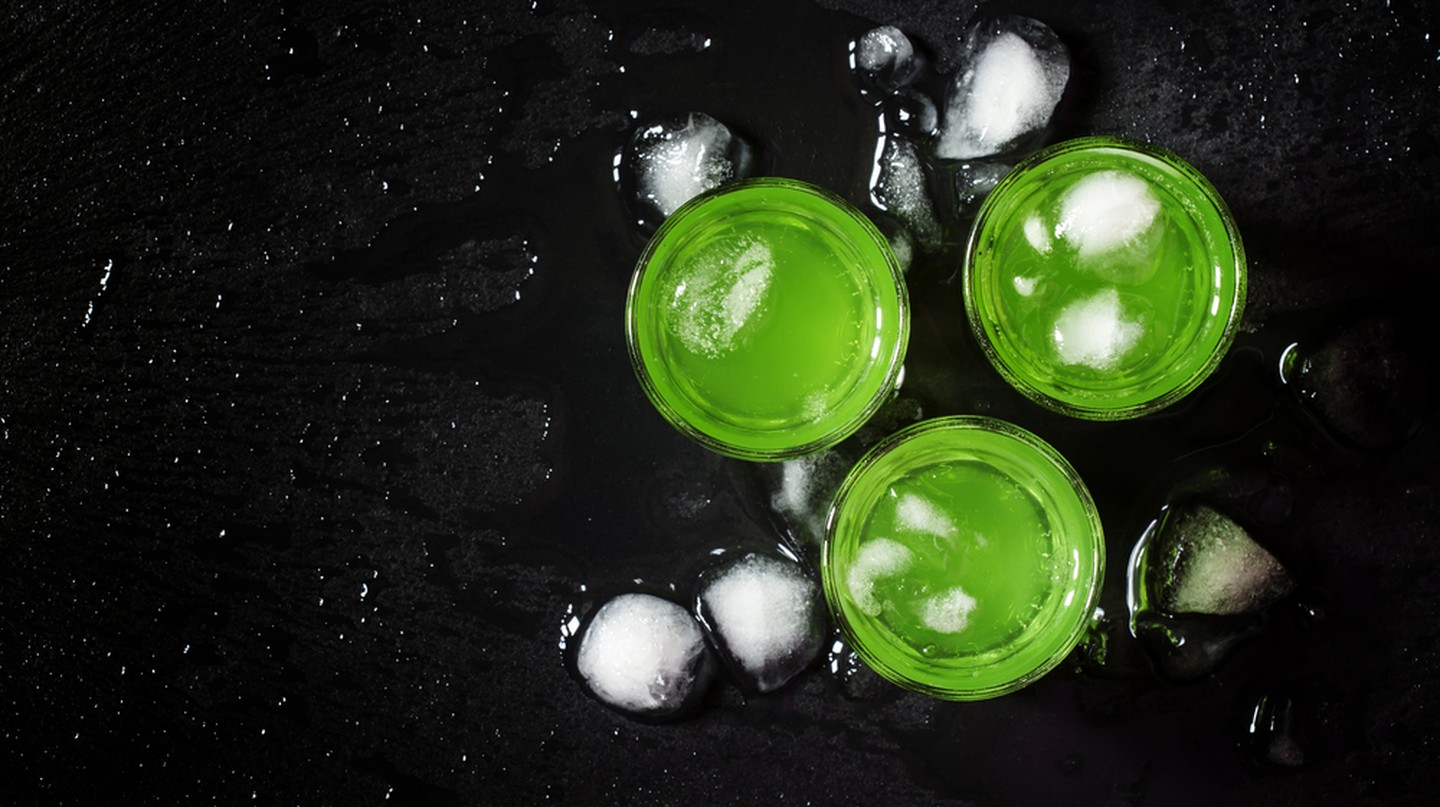 Absinthe comes from the wormwood plant which can be found in the Jura mountains | © 5PH/Shutterstock