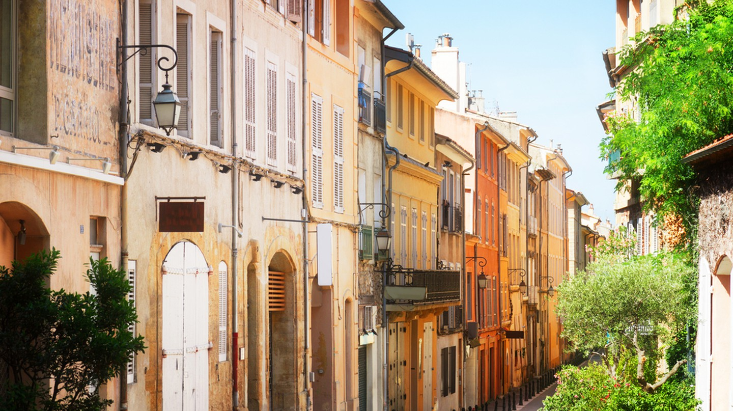 There are more than 10 reasons to visit Aix en Provence | © Neirfy/Shutterstock