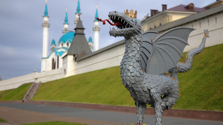 Zilant the Dragon | Eillen / Shutterstock