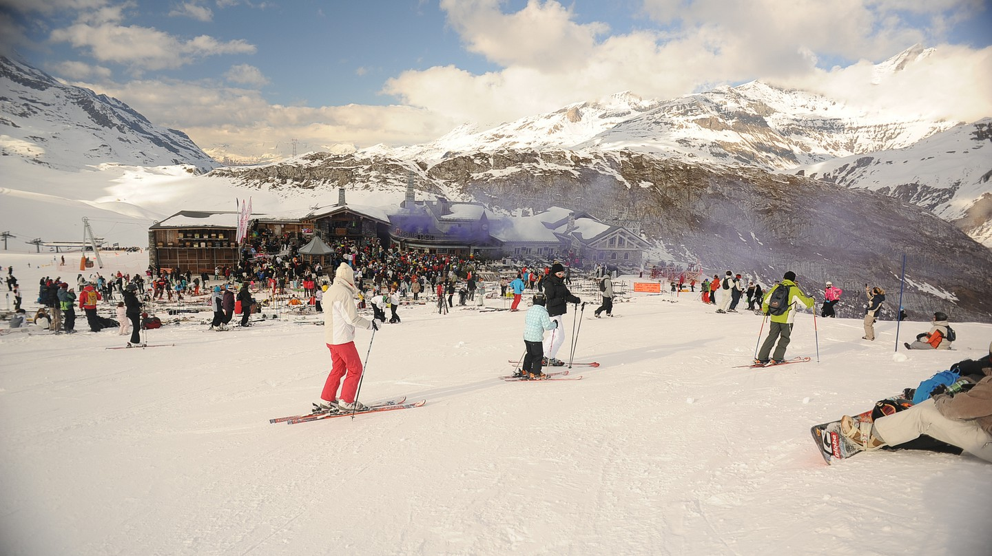 ski festival | ©Edward Simpson / Flickr