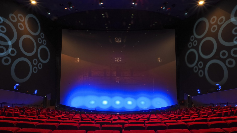 BFI IMAX screen | Courtesy of BFI IMAX
