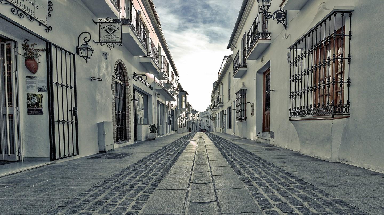 Spanish street|©ddzphoto/Pixabay
