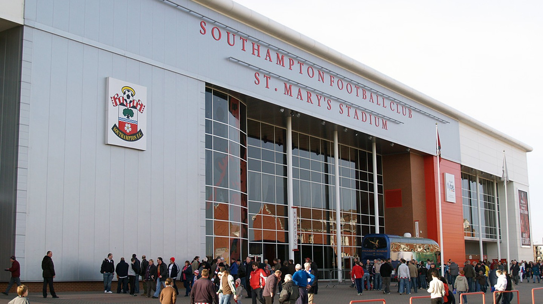 St. Mary's Stadium | © WikiCommons/David Ingham