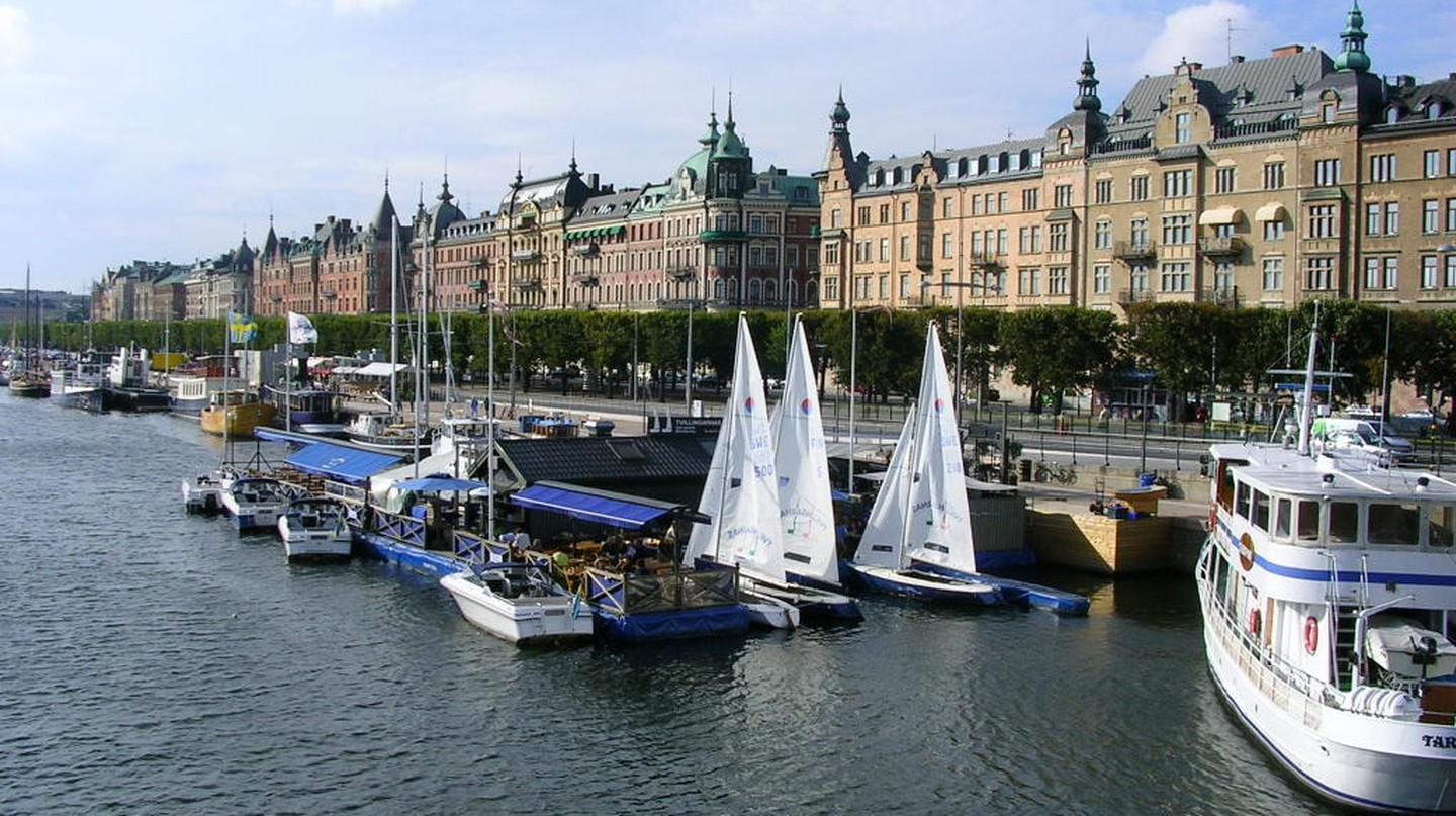 Explore Stockholm on the fly | WikiCommons