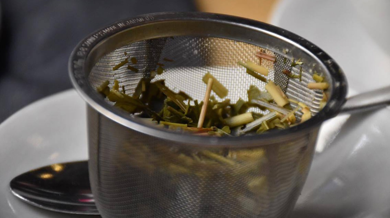 Tea infusion/© Ann Lichti