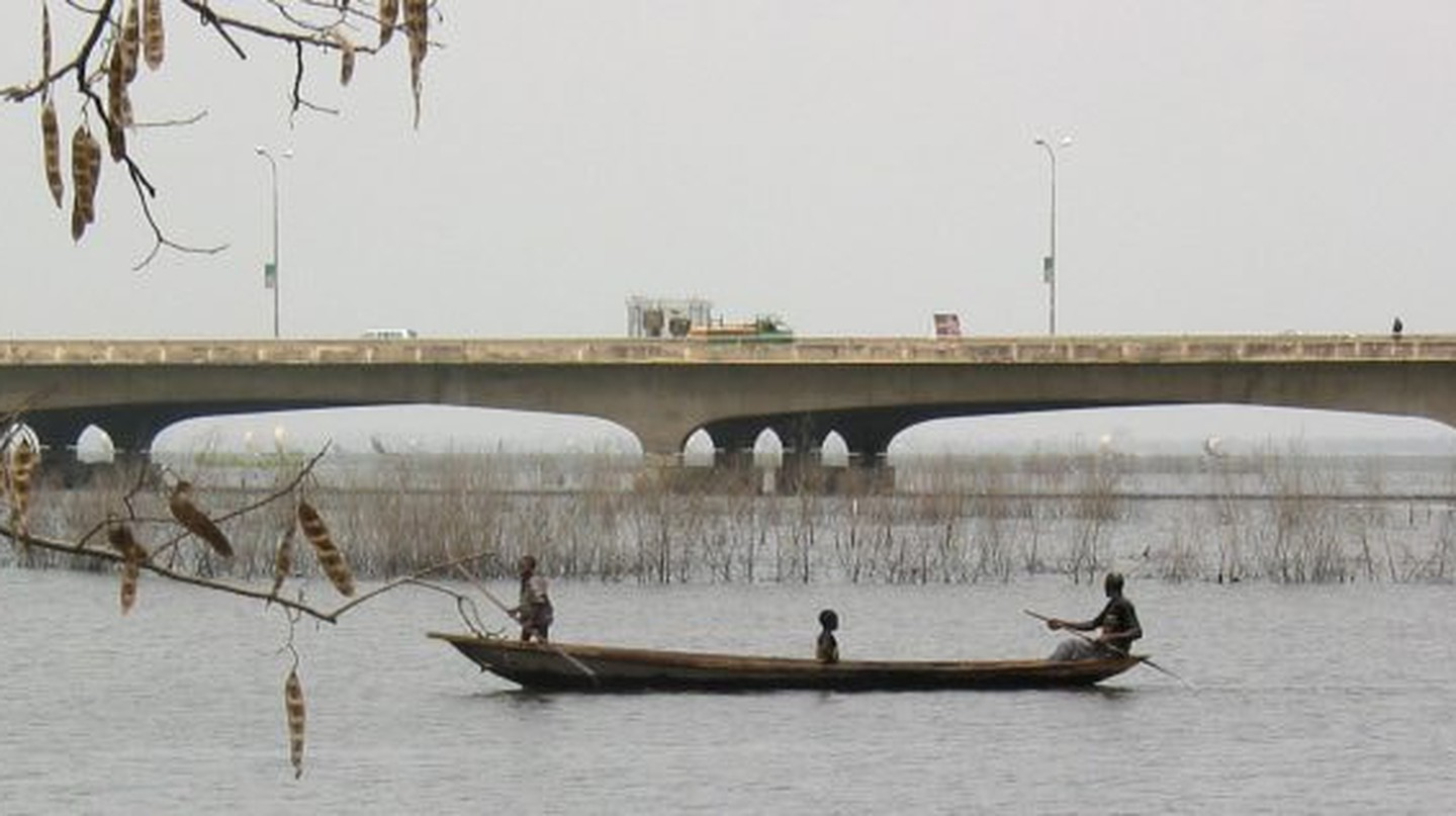 The longest bridge in Nigeria: Third Mainland Bridge |© Zouzou Wizman / Wikimedia