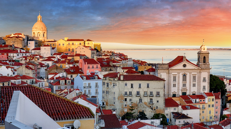 Stunning rooftops of Lisbon | © TTstudio/Shutterstock