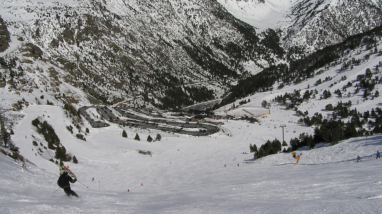 Arcalis Ski Center, Andorra | © Terence wiki/WikiCommons