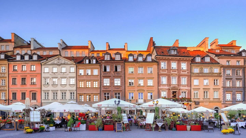 Warsaw   © Skitterphoto/Pixabay