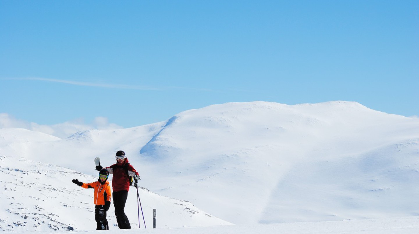 Sweden is the perfect place for a ski holiday / ©PXhere