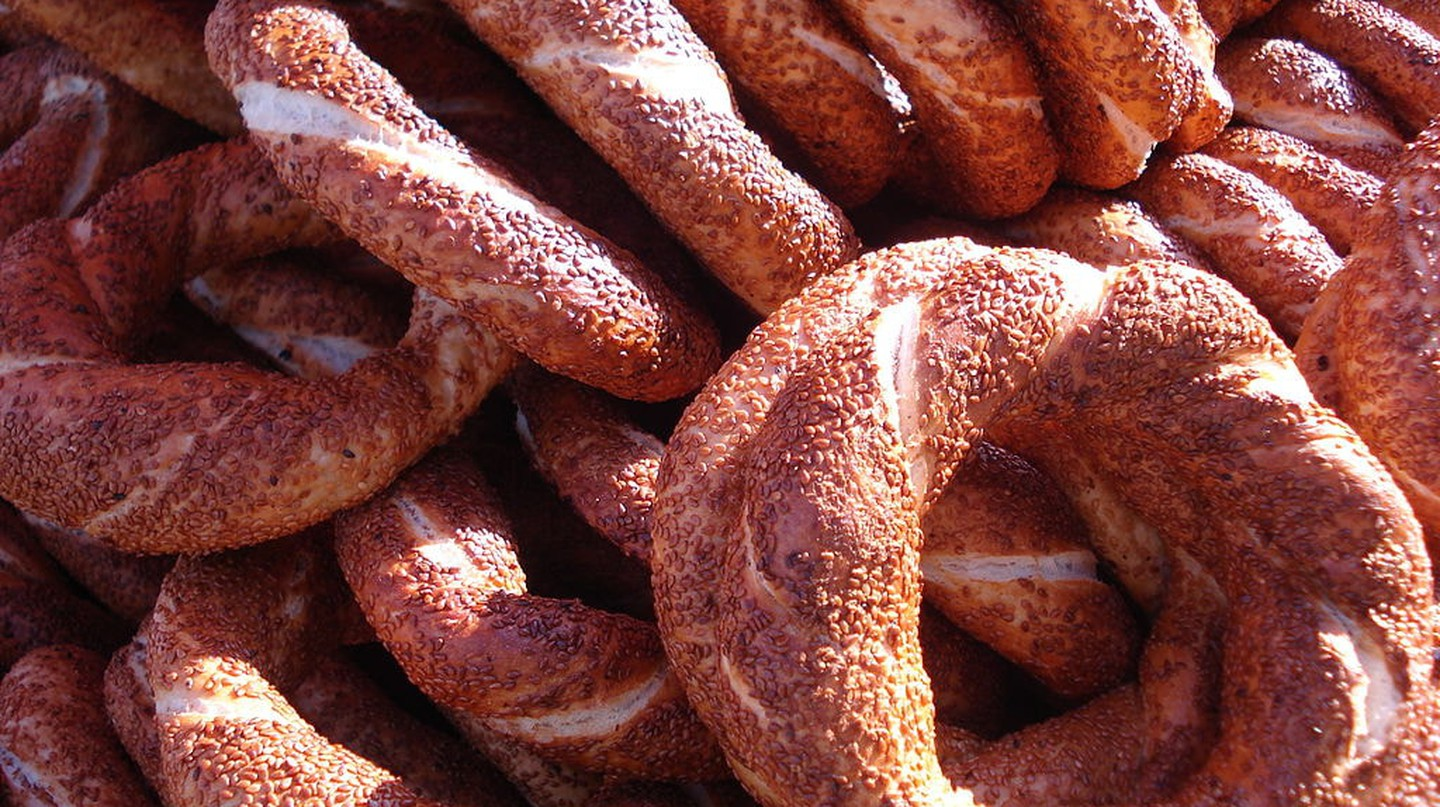 Simit | © Contessa / WikiCommons