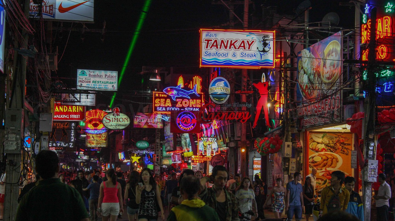 Pattaya | © vishwanath Hawargi/Flickr