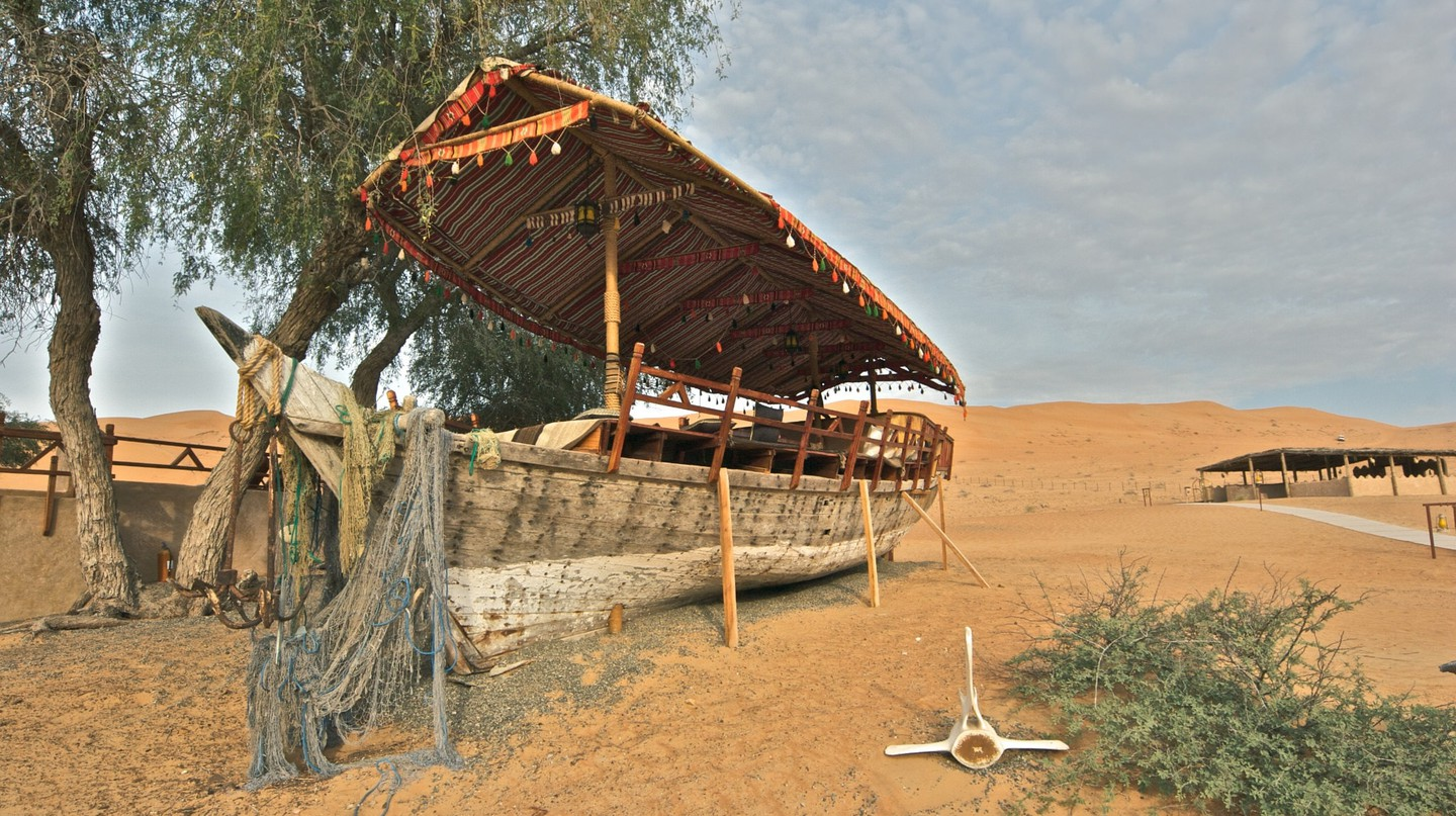 Bedouin Camp | © s9-4pr/Flickr