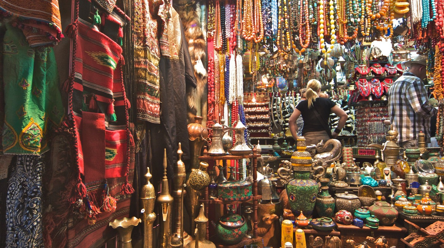 Souk at Muscat  | © S9-4pr /Flickr